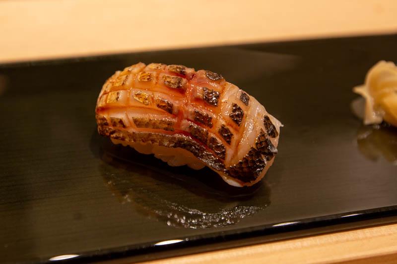 Kamasu sushi