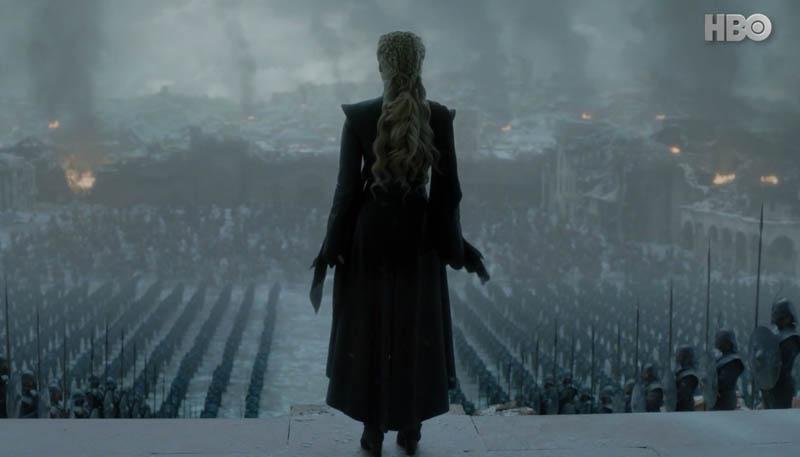 Photo of Daenerys Targaryen
