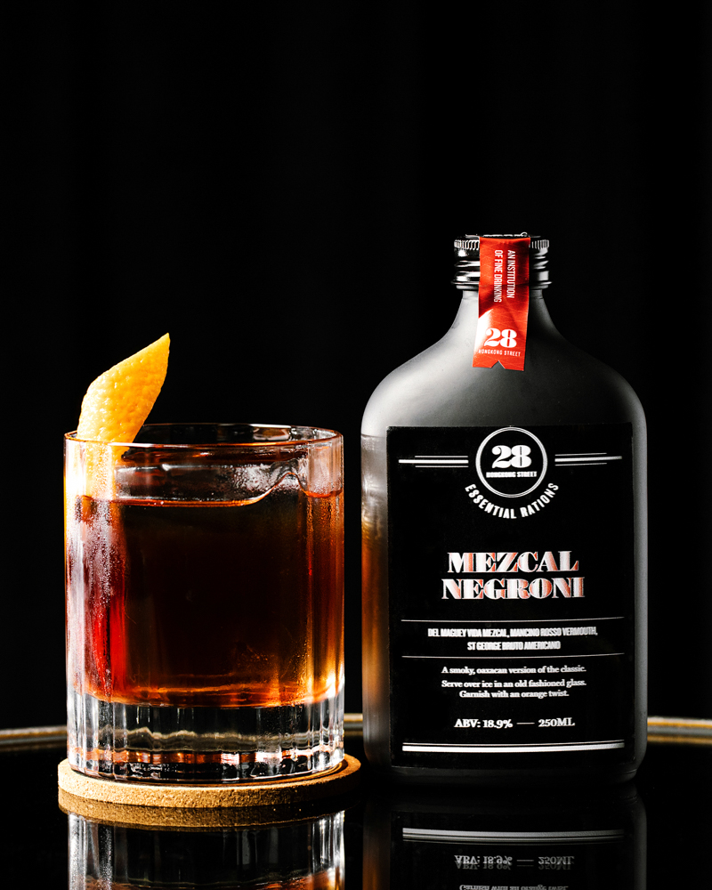 Picture of Mezcal Negroni