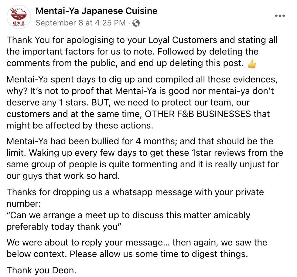 Mentaiya fb post - online 1