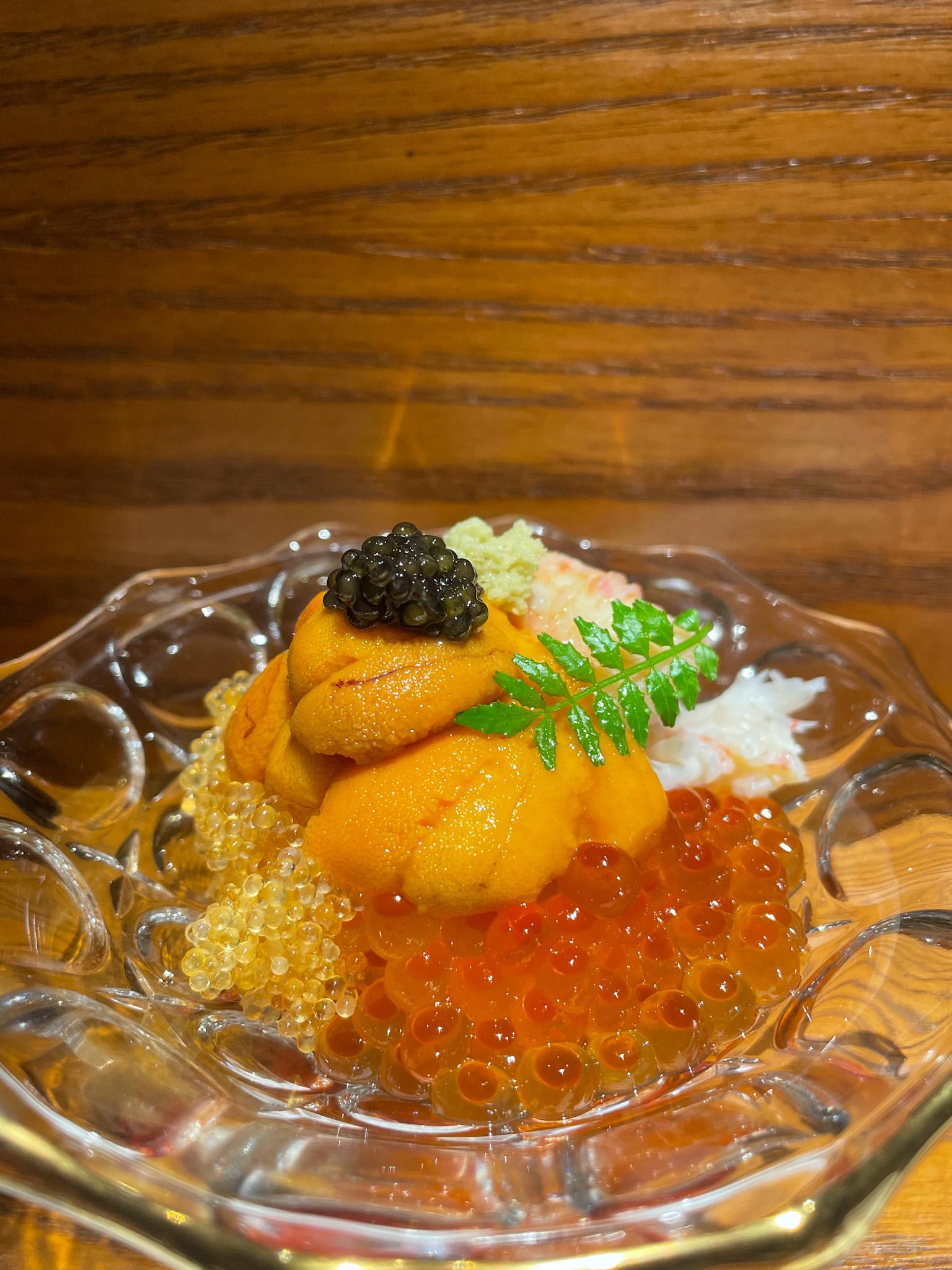 ichizuke don at sushi ichizuke