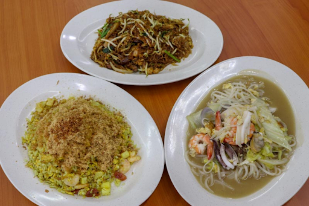 Taste Of Thailand - Variety of dishes